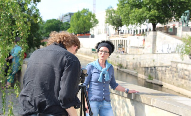 Sommer-Radtour: Neugestaltung am Hohen Ufer