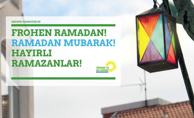 Frohen Ramadan 2016