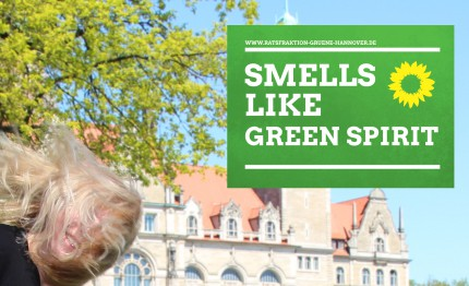 Smells like Green Spirit