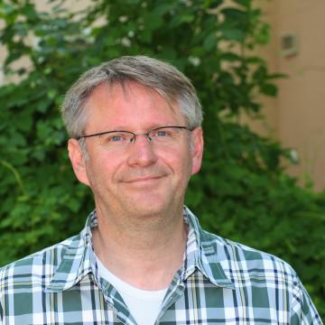 Dietmar Beck, Geschäftsstelle der Grünen Ratsfraktion